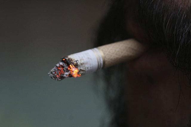 beneficio di fumare