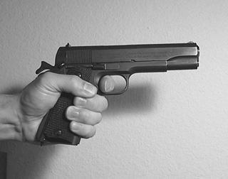 la pistola ad aria più potente del mondo