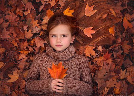 jeseni fotografira ideje za obitelj