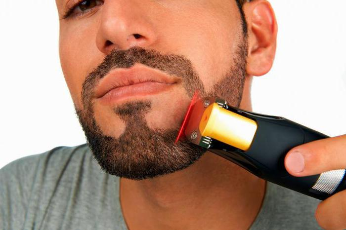 rasoio elettrico per barba