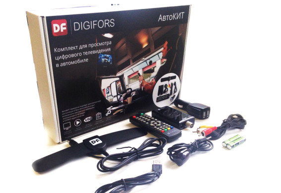 Digifors HD20 Avto Kit