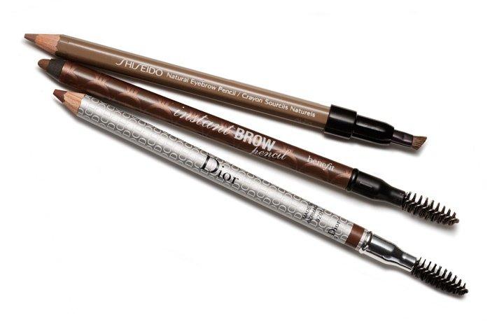 Pregledi svinčnikov za obrvi