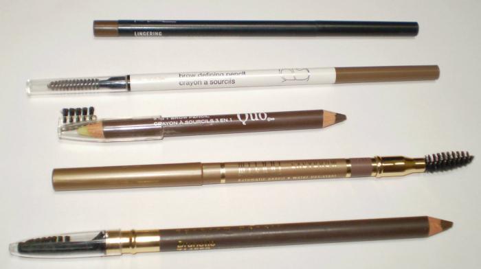 najboljši svinčnik za obrvi