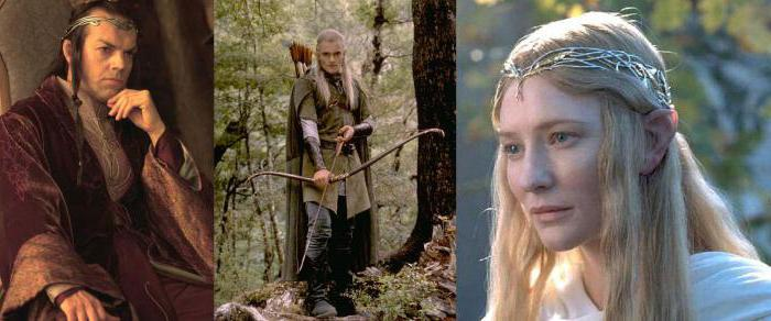 film sugli elfi