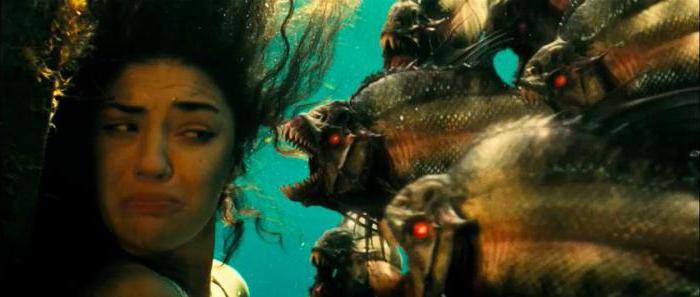 morska čudovišta iz dubina oceana