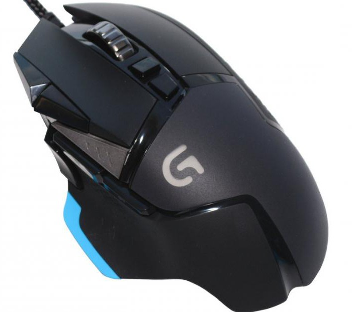 gaming miš logitech g300s