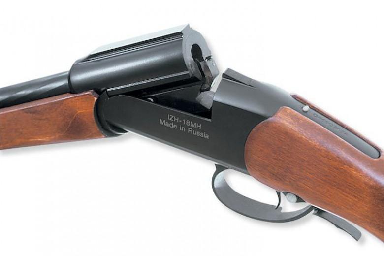 Pistola calibro 12 IL