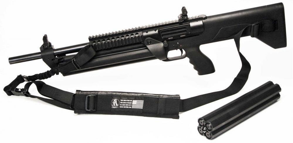 Pistola originale calibro 12