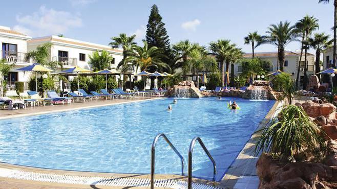 Hotel a Cipro per vacanze con bambini piccoli