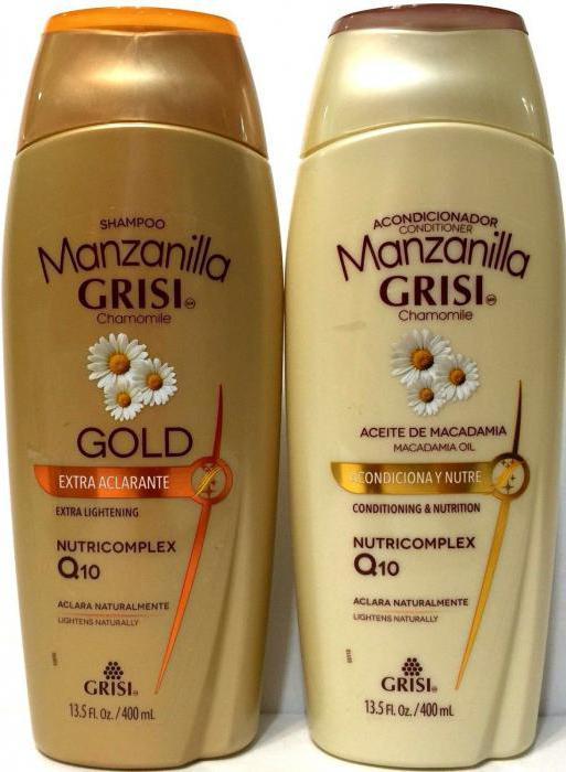 osvjetljavanje recenzija šampona