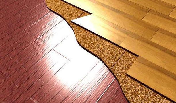 Materiály izolace stěn hluku