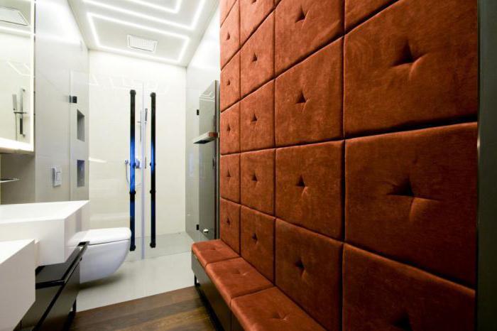 Hluk izolace stěn v bytě moderní materiály