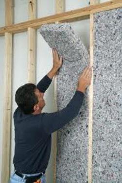 Izolace hluku v bytě moderních materiálů