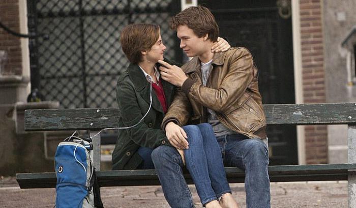 lista dei migliori film d'amore