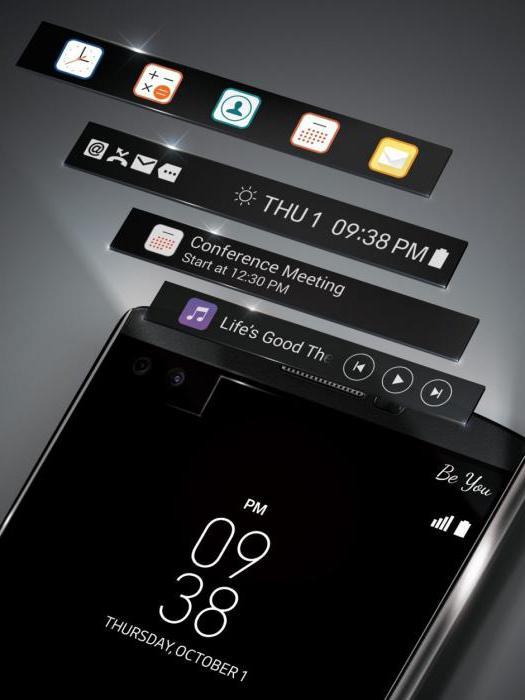 smartphone musicale con altoparlanti stereo