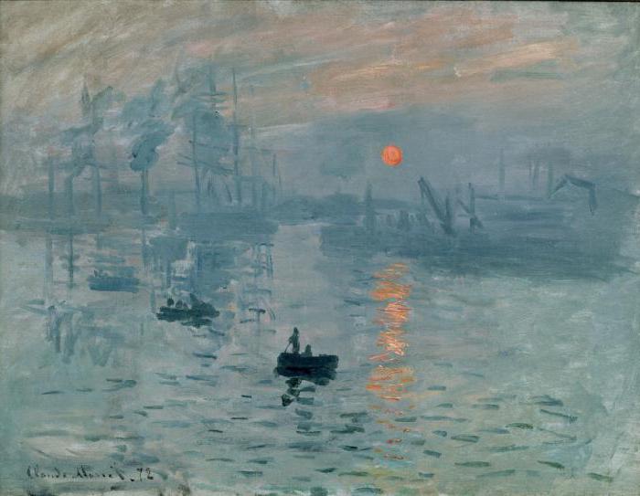 импресионистичке слике