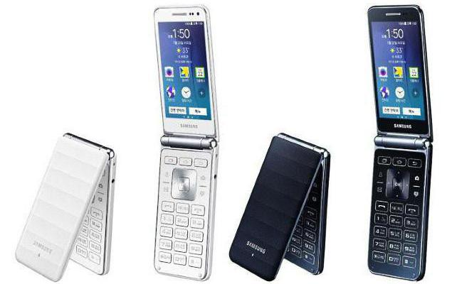 Samsung Clamshell tutti i modelli