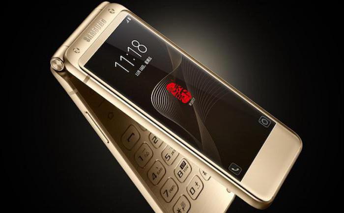 samsung telefono cellulare a conchiglia