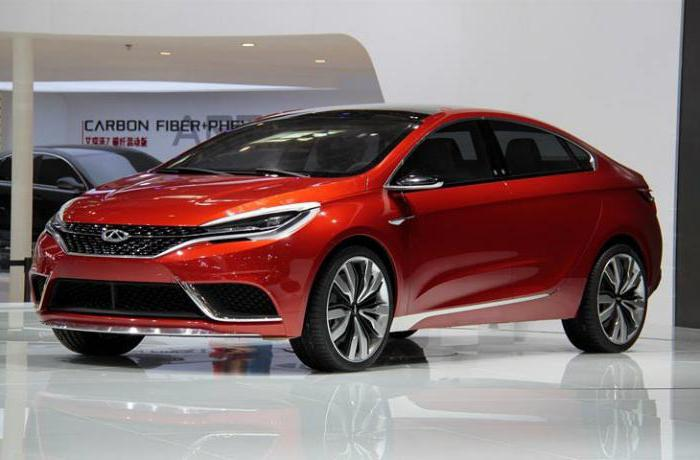 Chińska marka samochodów