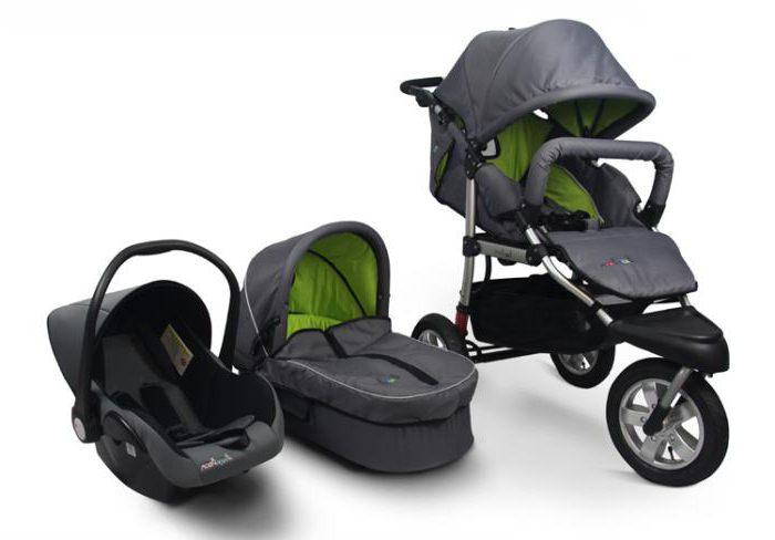какви колички са по-добри за новородените