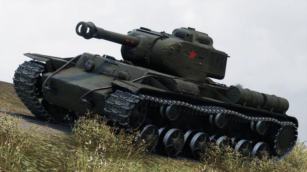 Съветски танкове на Втората световна война