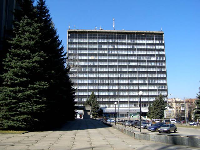 Università della città di Dnipro