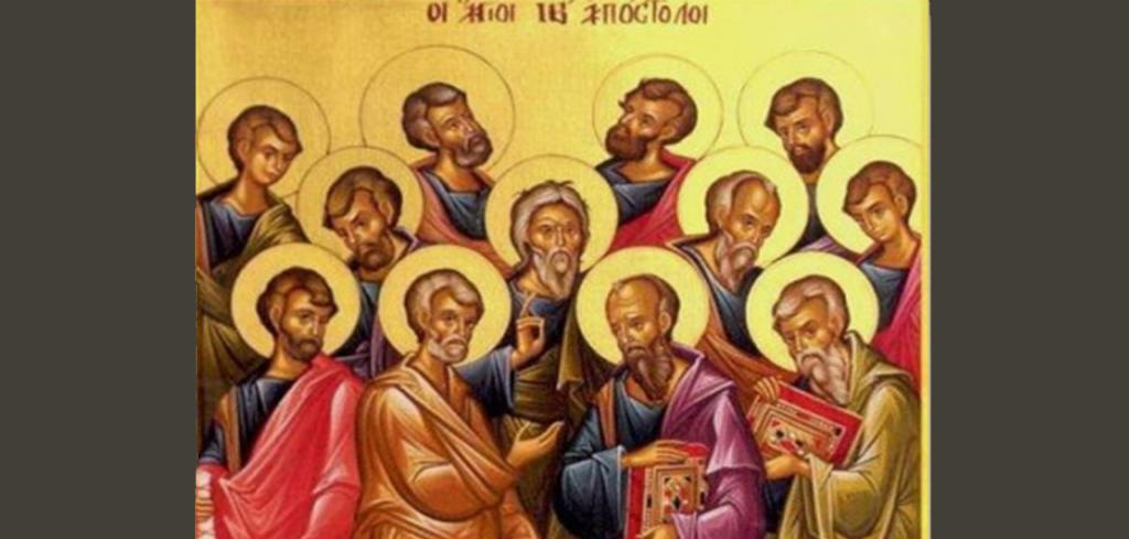Tutti gli apostoli