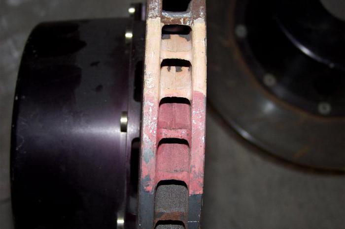 i dischi dei freni si scaldano dopo la sostituzione dei cuscinetti toyot