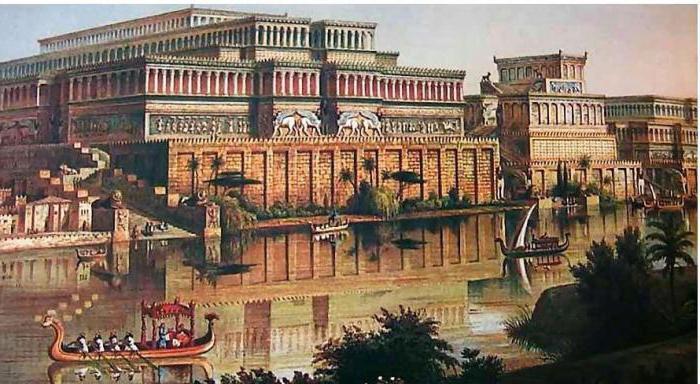Glavno mesto Asirije