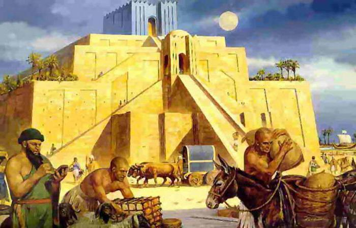 Niniva je glavno mesto Asirije