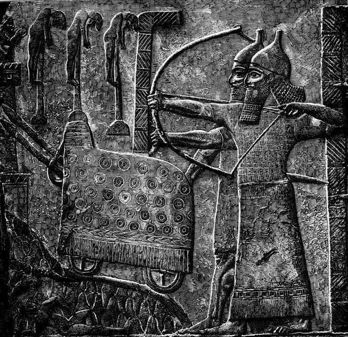 Stara prestolnica Asirije