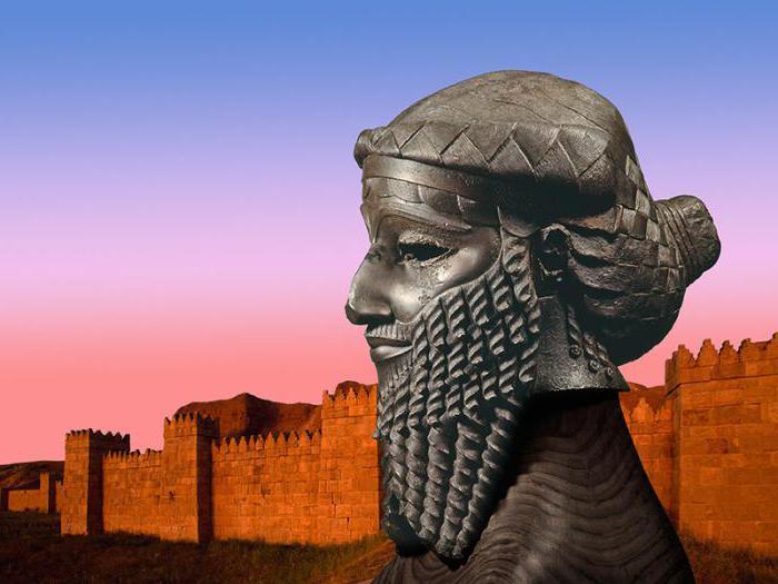 Zabeleži popotnik v glavnem mestu Assyria Grade 5