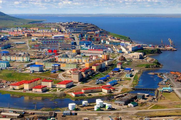Avtonomna regija Chukotka