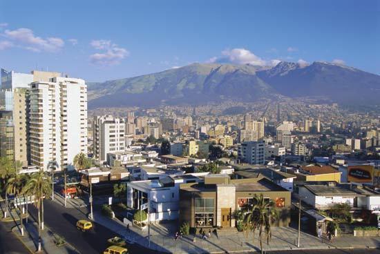 какая столица Эквадора