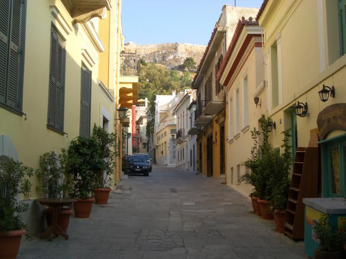 qual è la capitale della Grecia