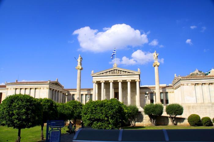 la capitale della Grecia