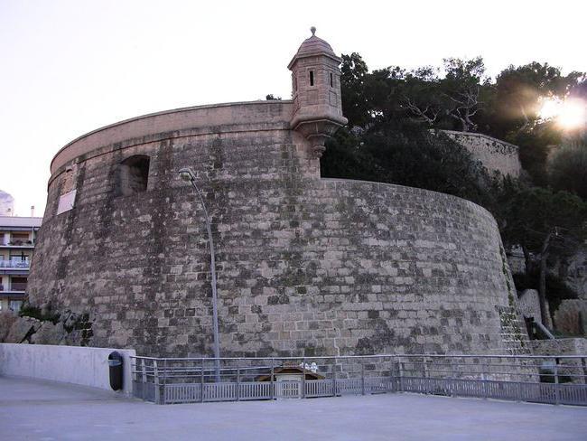 Форт Антоине