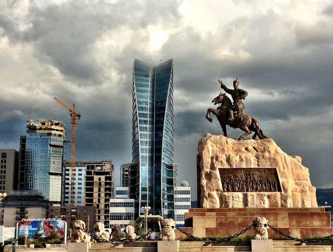 Qual è la capitale della Mongolia