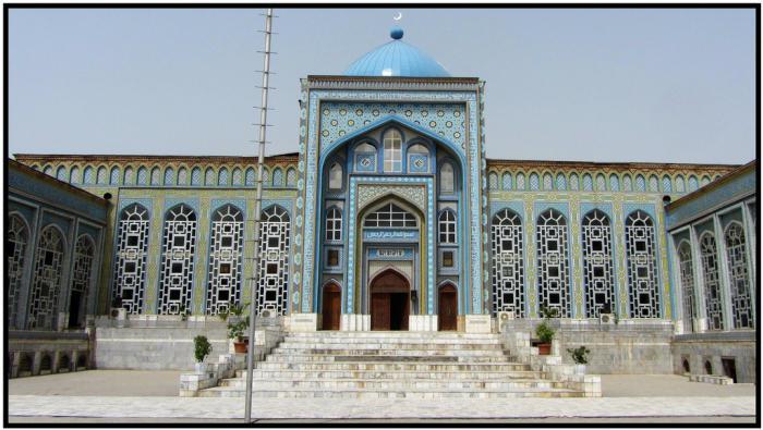 земље Таџикистана