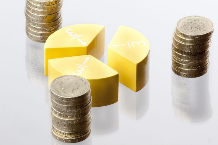 структура на финансовия капитал