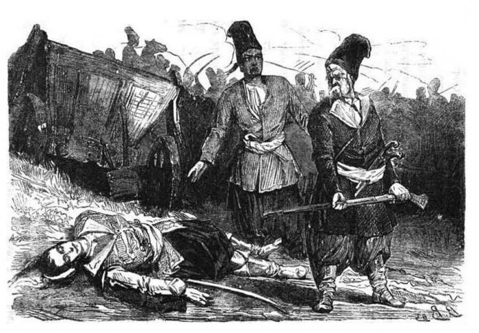 La storia di Gogol, Taras Bulba