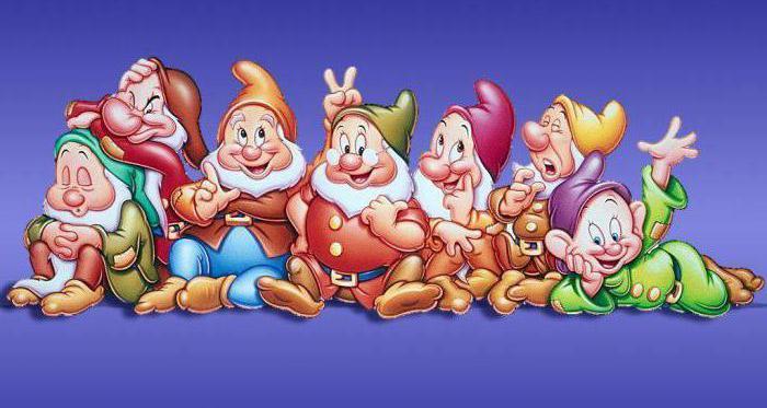 foto di personaggi Disney