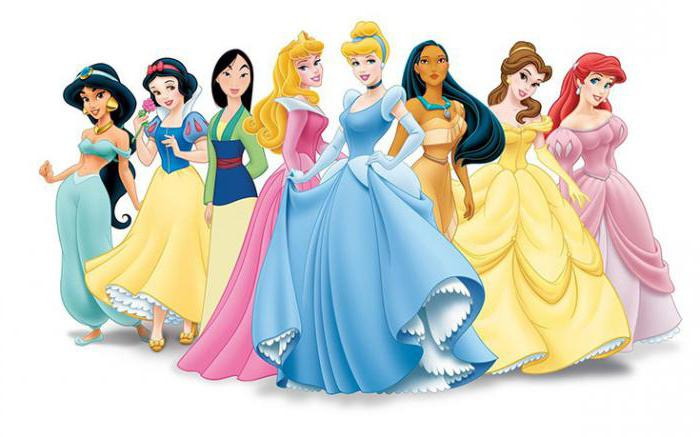 Personaggi Walt Disney