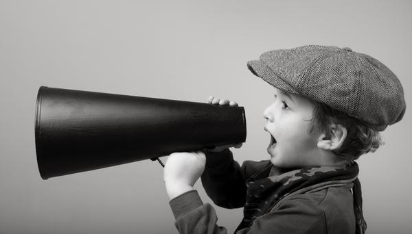 hlas dítěte zmizí, co dělat