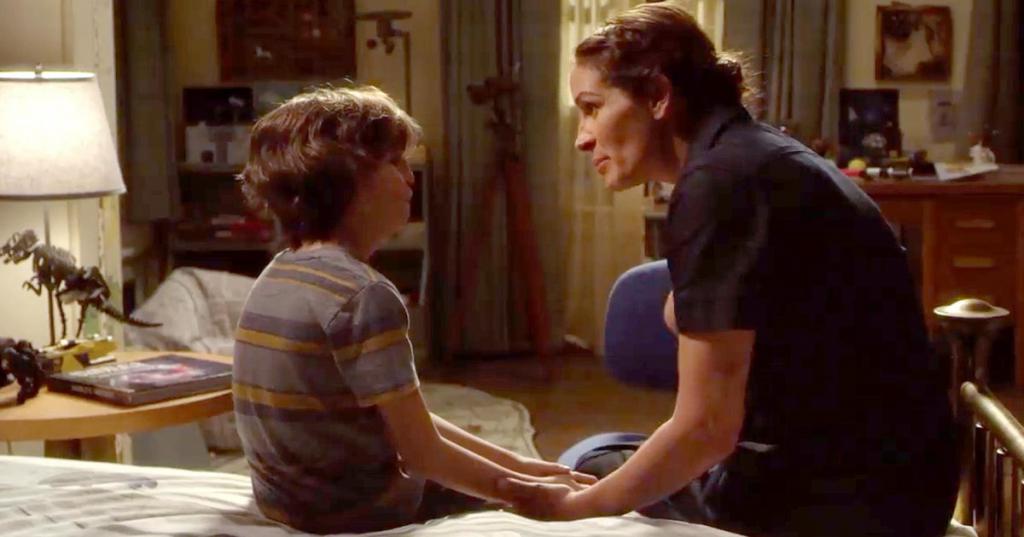 Julia Roberts nel film Miracolo
