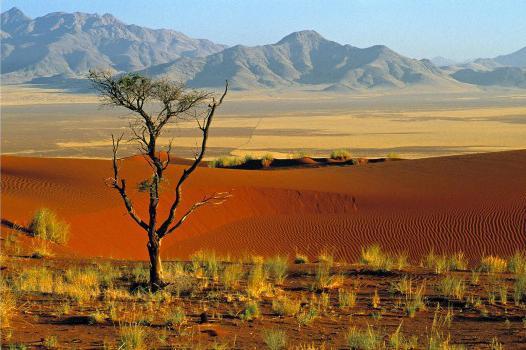 Podnebne značilnosti Afrike