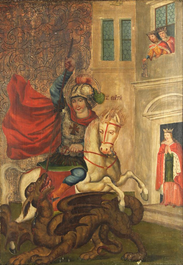 George Victorious
