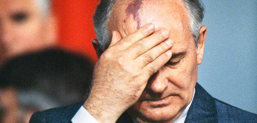 Горбачов предсједник СССР-а