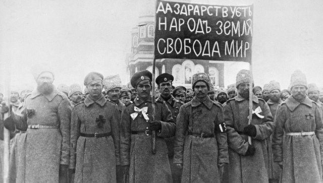 Le ragioni per l'avvento al potere dei bolscevichi