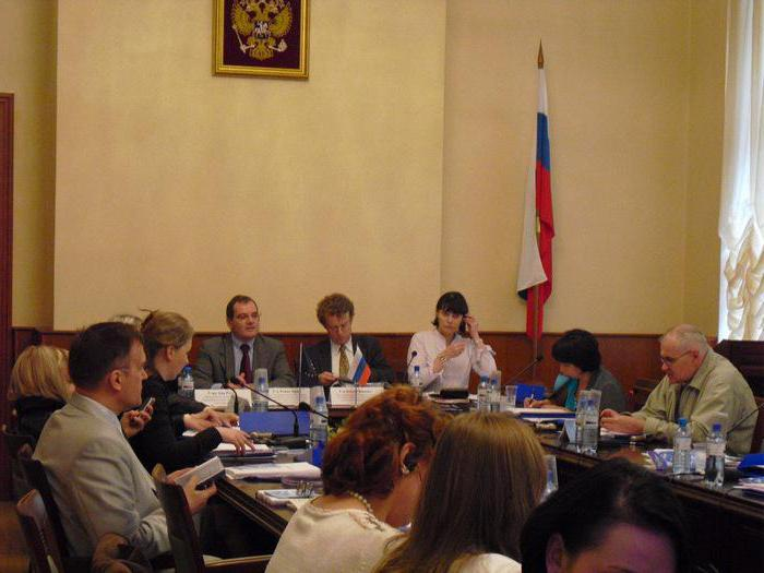 systému místní správy v Ruské federaci